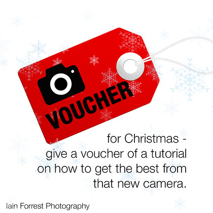 Camera Tutorial Voucher